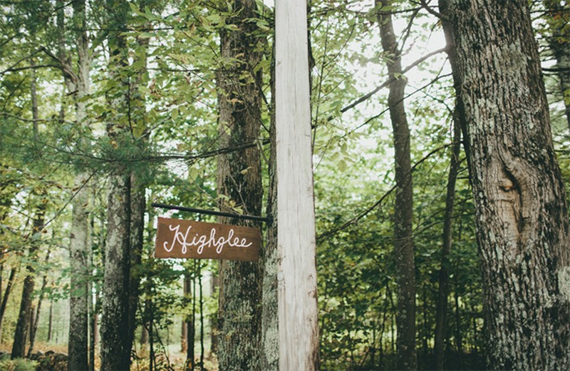 Rustic Forest Wedding Ideas