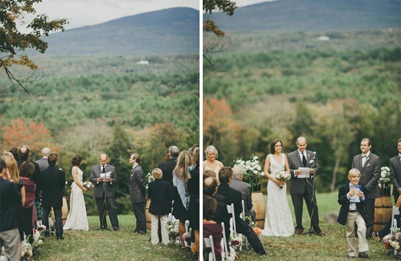 Rustic Forest Wedding Ideas