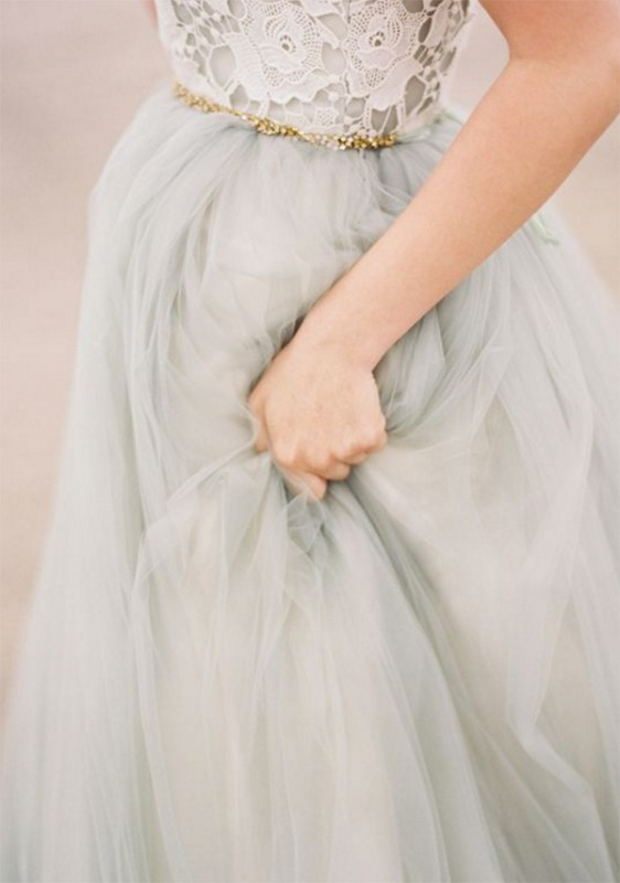 16  blue wedding dresses ideas10
