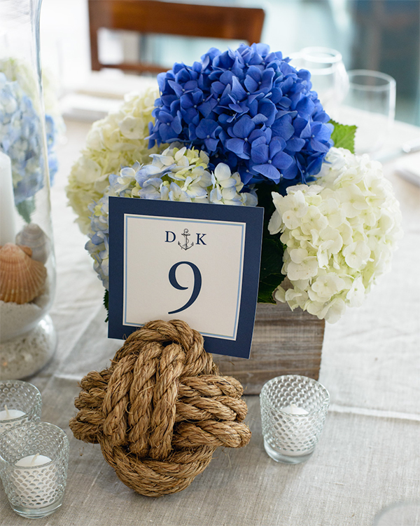 17 hydrangea wedding centerpiece ideas10