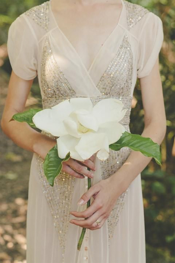 Inspiration for Elegance All White Wedding!5