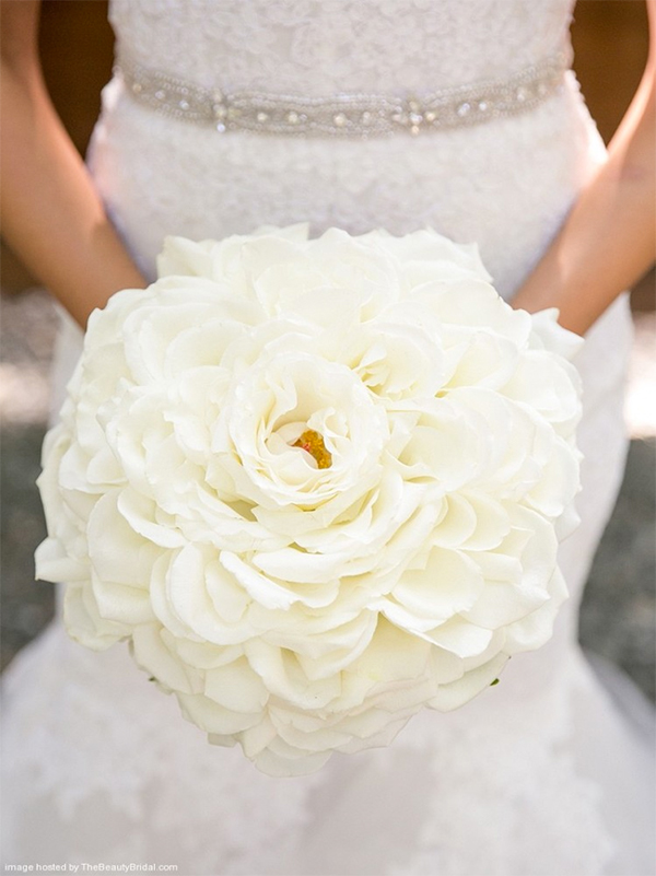 Inspiration for Elegance All White Wedding!6
