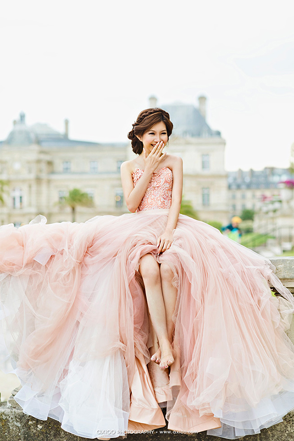 21  Blush Pink Wedding Dresses11
