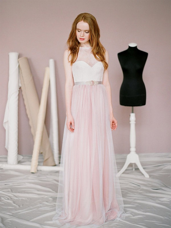 21  Blush Pink Wedding Dresses17