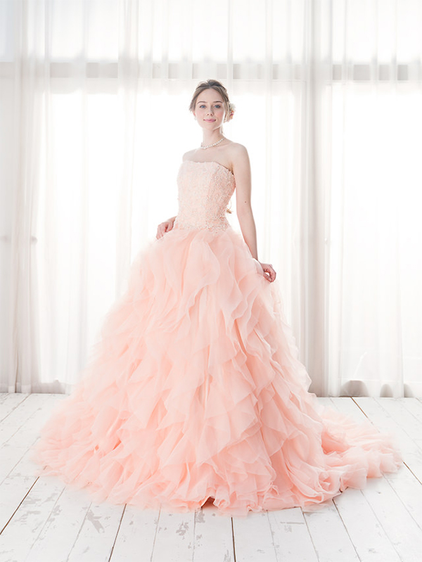21  Blush Pink Wedding Dresses21