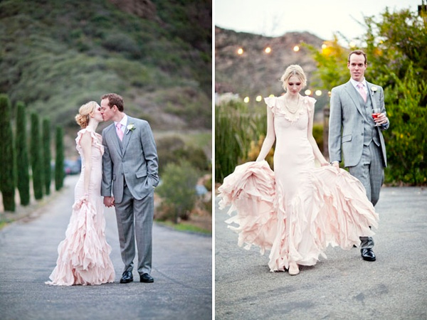 21  Blush Pink Wedding Dresses6