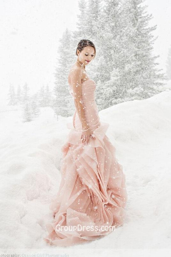 21  Blush Pink Wedding Dresses9