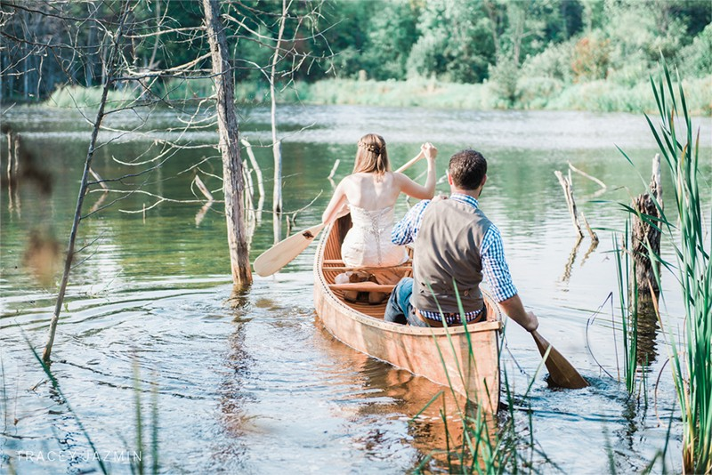 canoewedd6