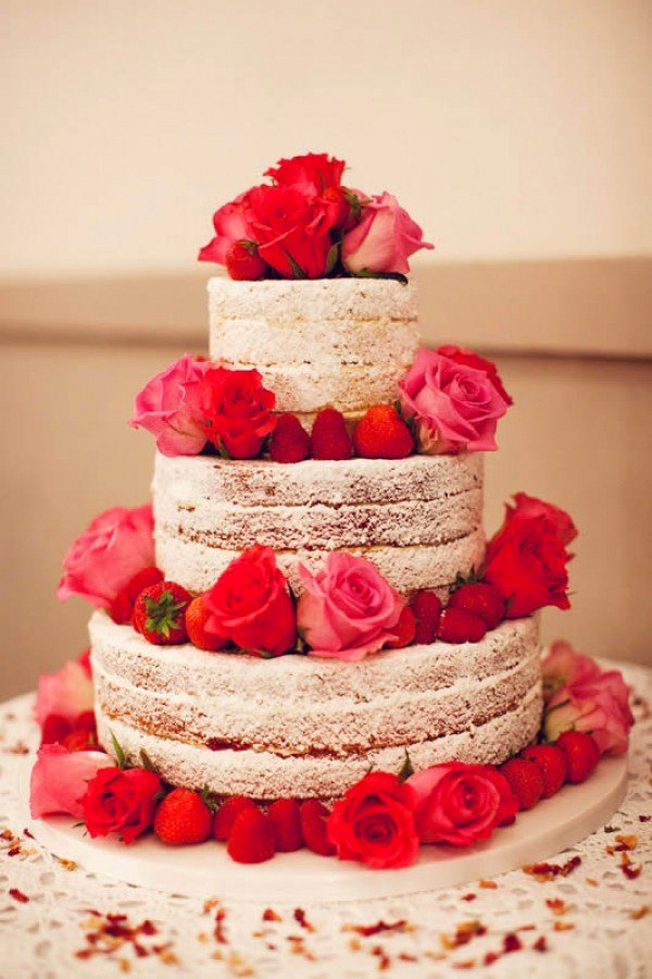 Cute Red and Pink Wedding Ideas2