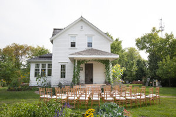 Ideas for Sweet Home Wedding in Summer2