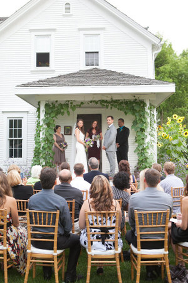 Ideas for Sweet Home Wedding in Summer3