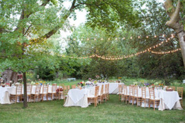 Ideas for Sweet Home Wedding in Summer4