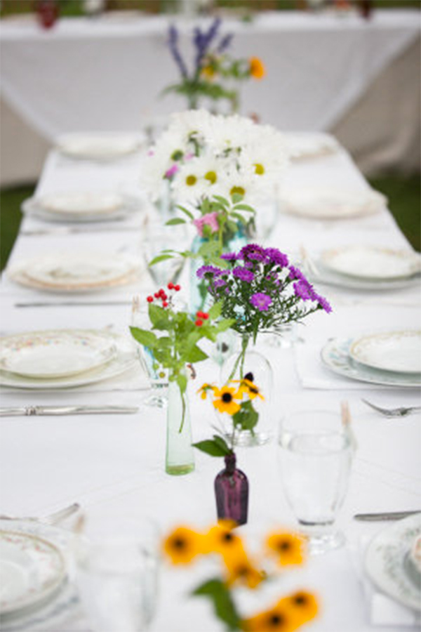 Ideas for Sweet Home Wedding in Summer5