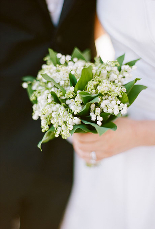 Lily of the valley Wedding inspiration2