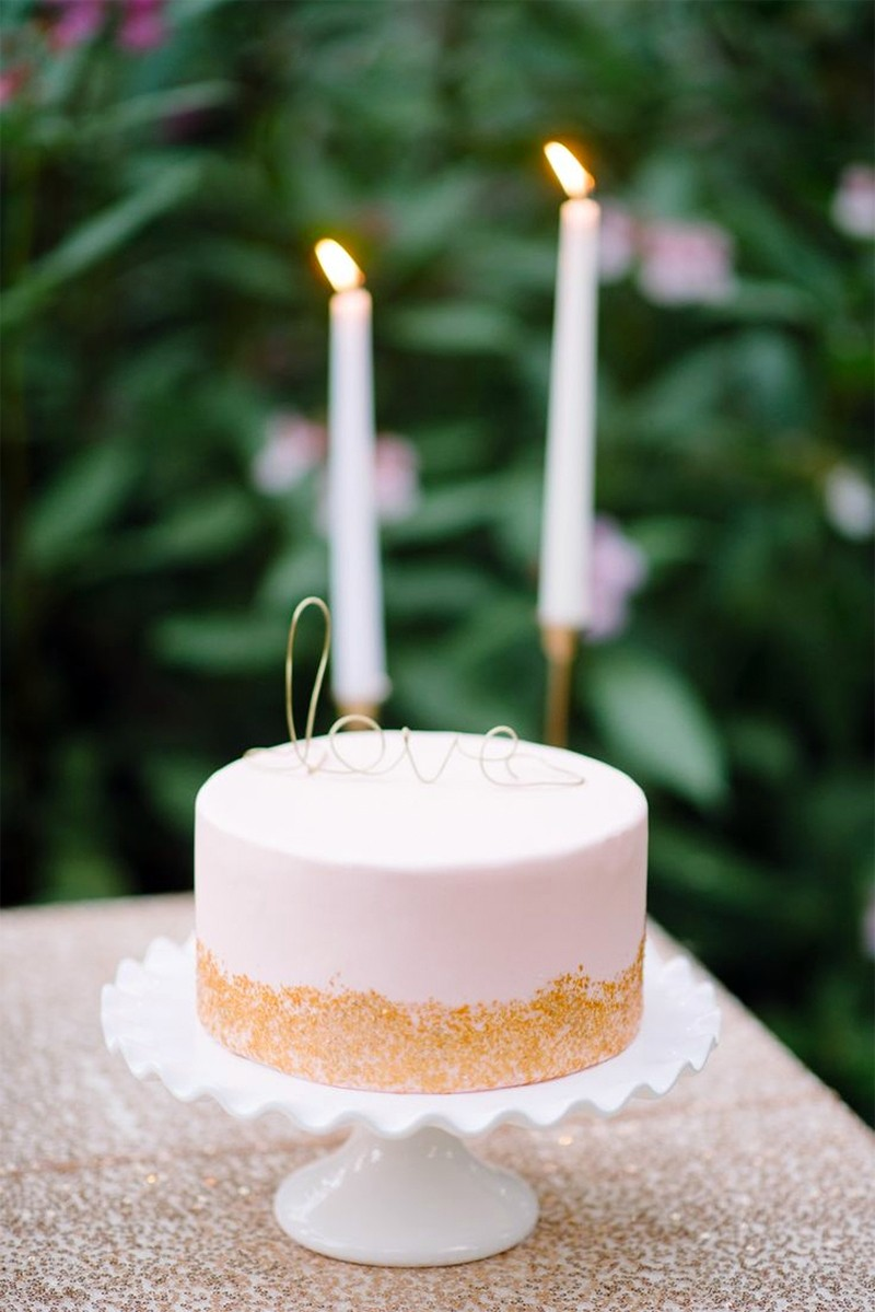 Inspiration for RosePink and Gold Glitter wedding8