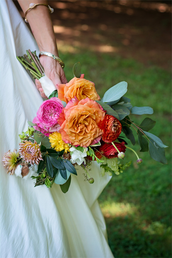 8 Romantic Summer Wedding Flowers2