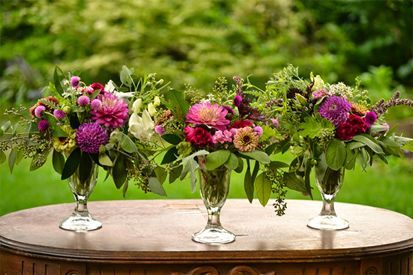 8 Romantic Summer Wedding Flowers7