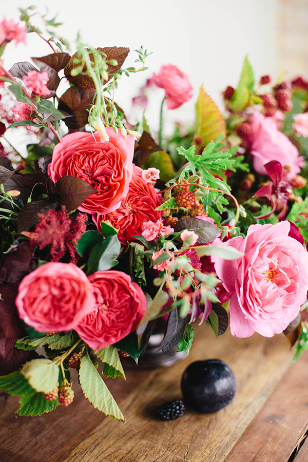 8 Romantic Summer Wedding Flowers8