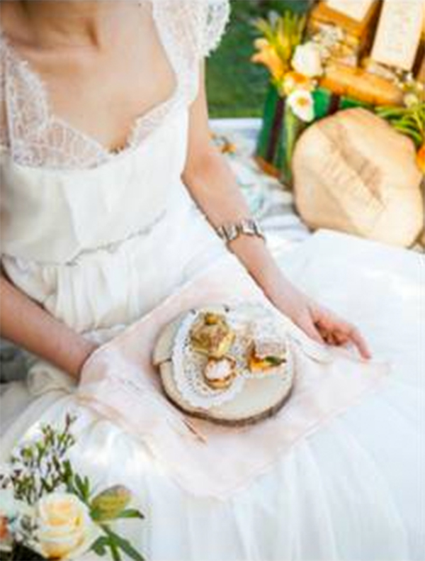 Summer picnic wedding ideas16