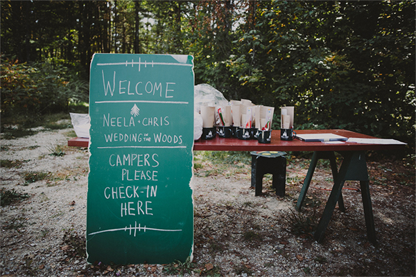 Ideas for beatiful summer camp wedding<img src=