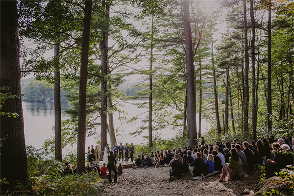 Ideas for beatiful summer camp wedding7