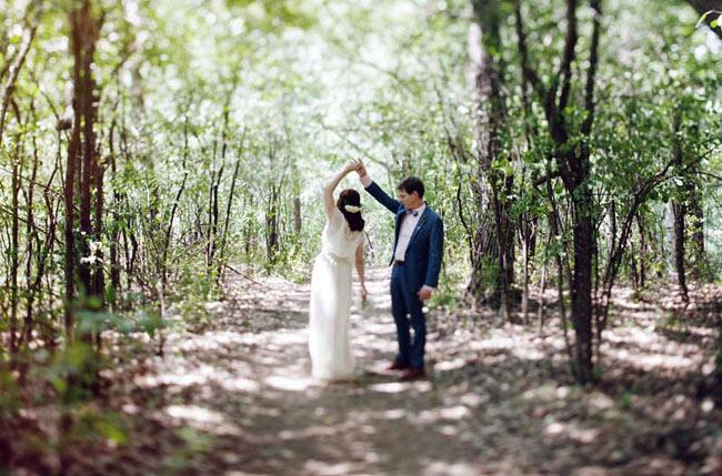 5 Ideas for Summer Camp wedding1