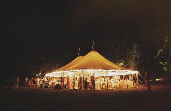 5 Ideas for Summer Camp wedding3