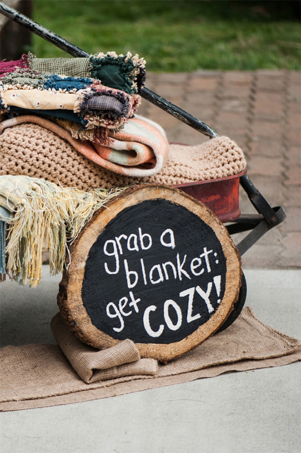 40 Cute and Fun Camp Wedding Ideas!11