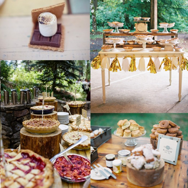 40 Cute and Fun Camp Wedding Ideas!17