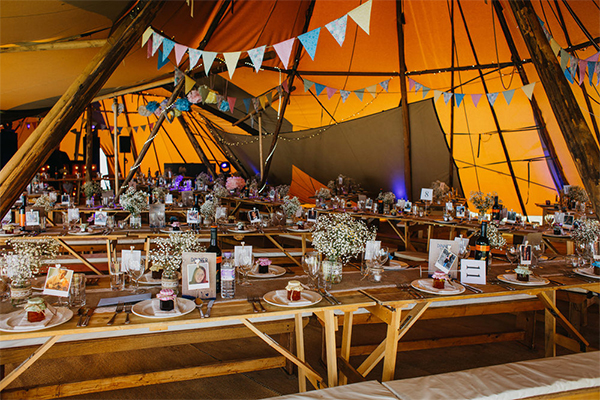 40 Cute and Fun Camp Wedding Ideas!22