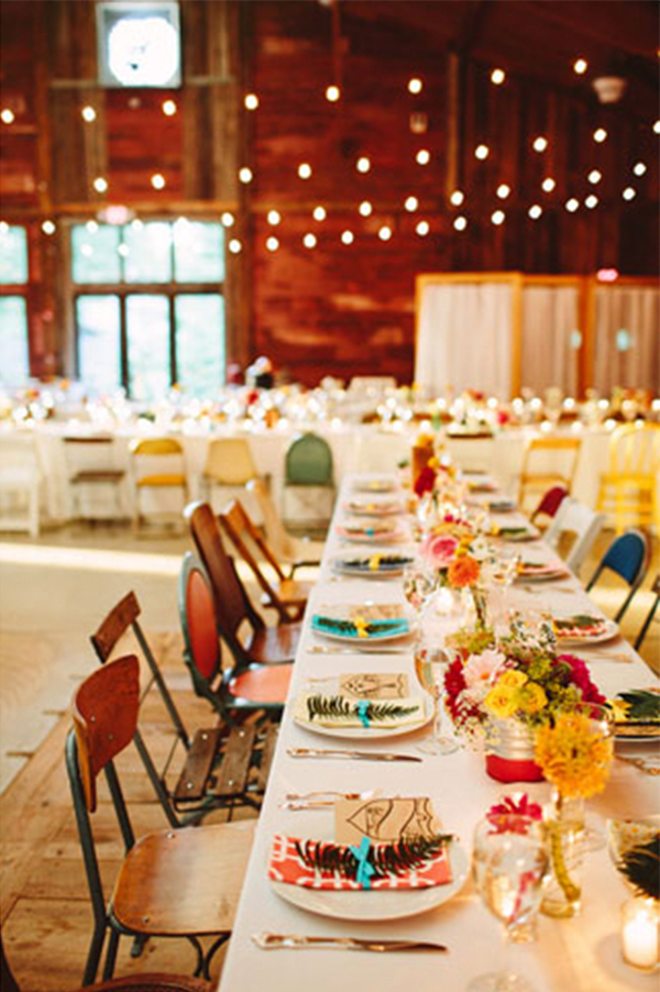 40 Cute and Fun Camp Wedding Ideas!26