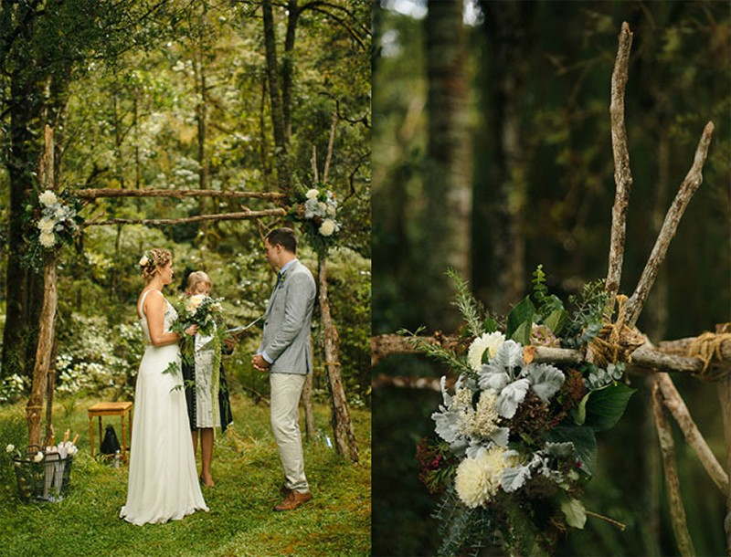40 Cute and Fun Camp Wedding Ideas!3