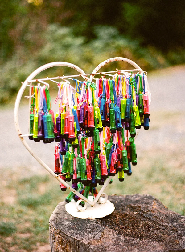 40 Cute and Fun Camp Wedding Ideas!5