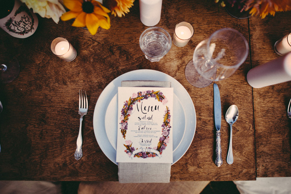 Inspiration for Chic and Vintage picnic wedding in early autumn6