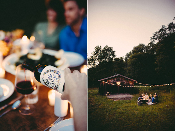 Inspiration for Chic and Vintage picnic wedding in early autumn7
