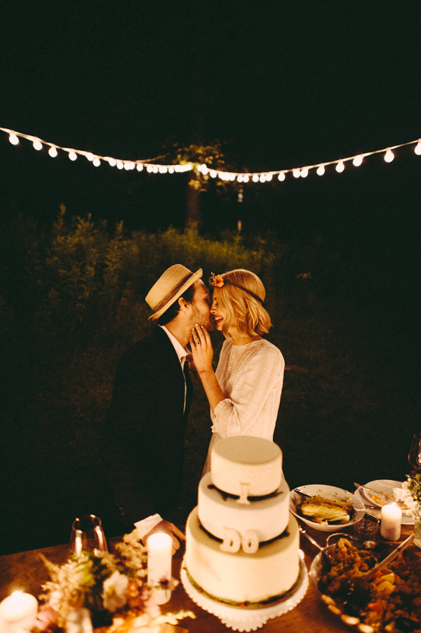 Inspiration for Chic and Vintage picnic wedding in early autumn9