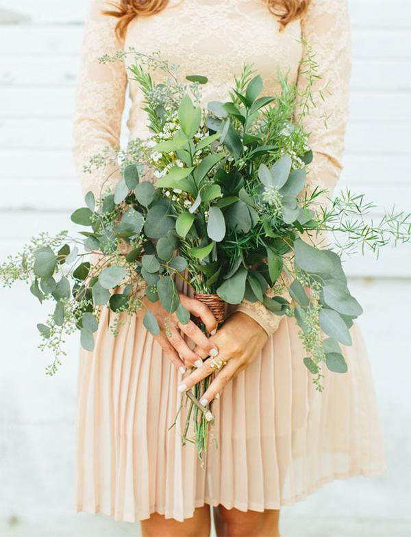 Inspiration for Fresh green botanical and boho summer wedding3