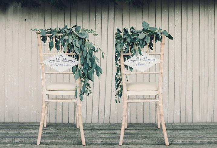 Inspiration for Fresh green botanical and boho summer wedding8