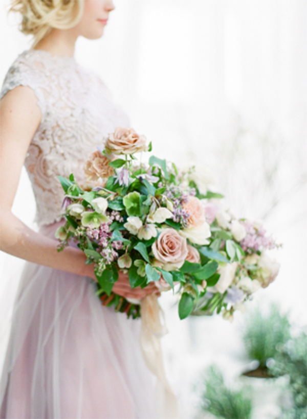 30 Inspiration for french style with lilac wedding1