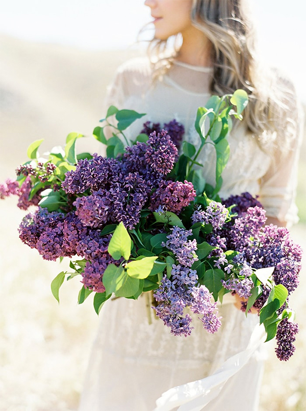 30 Inspiration for french style with lilac wedding2