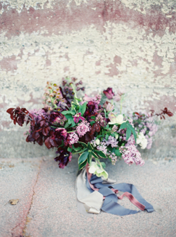 30 Inspiration for french style with lilac wedding3