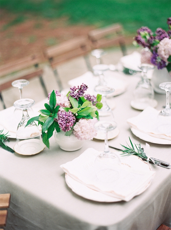 30 Inspiration for french style with lilac weddingd8