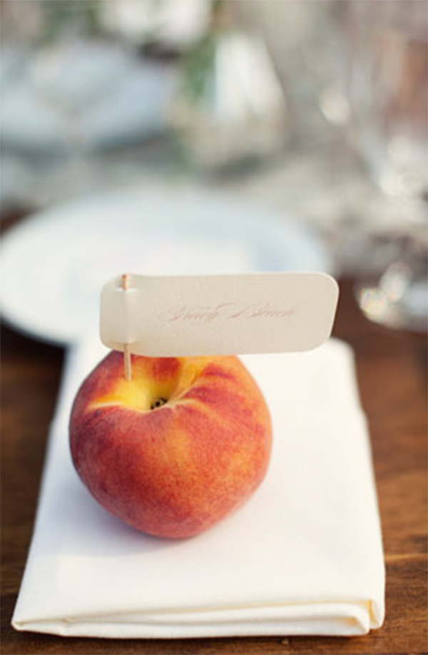 Inspiration for a Fresh peach summer wedding10