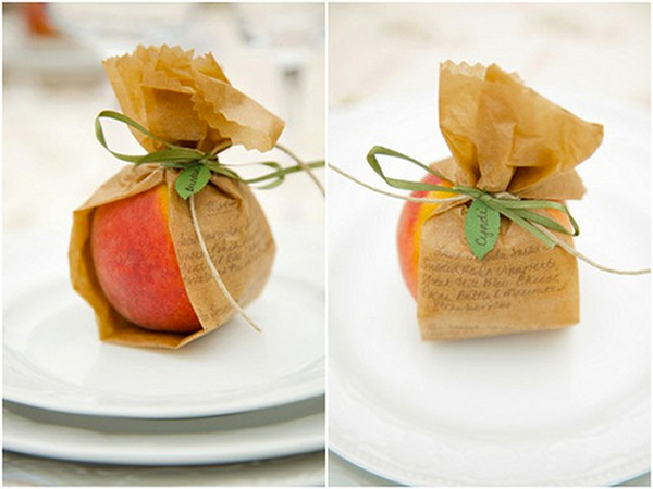 Inspiration for a Fresh peach summer wedding11