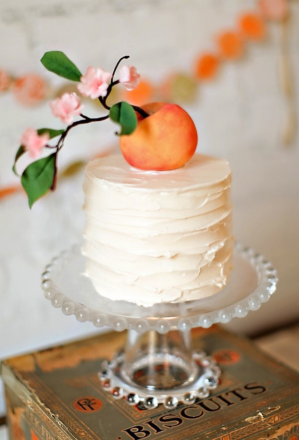Inspiration for a Fresh peach summer wedding8