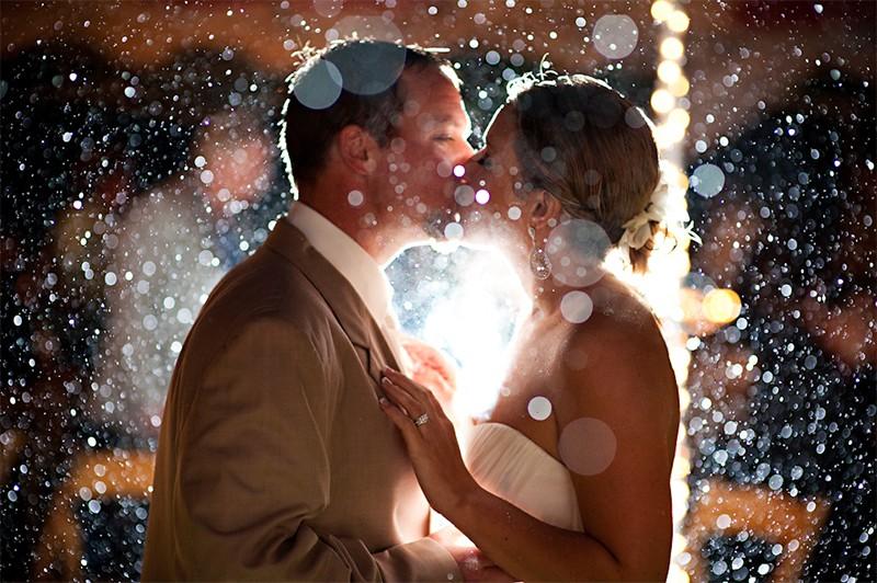 20 Romantic Night Wedding photo ideas20
