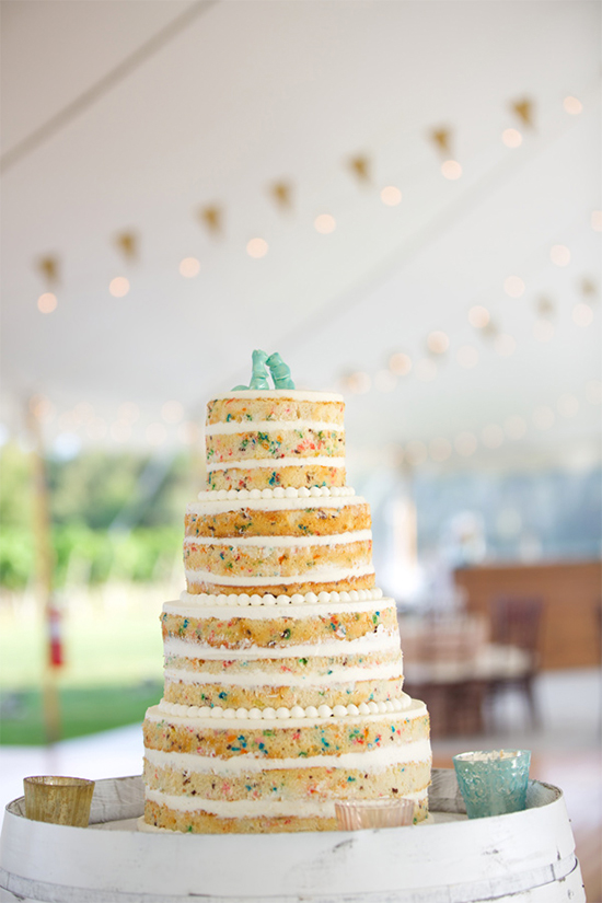 Fall Beautiful Naked Wedding cake ideas27