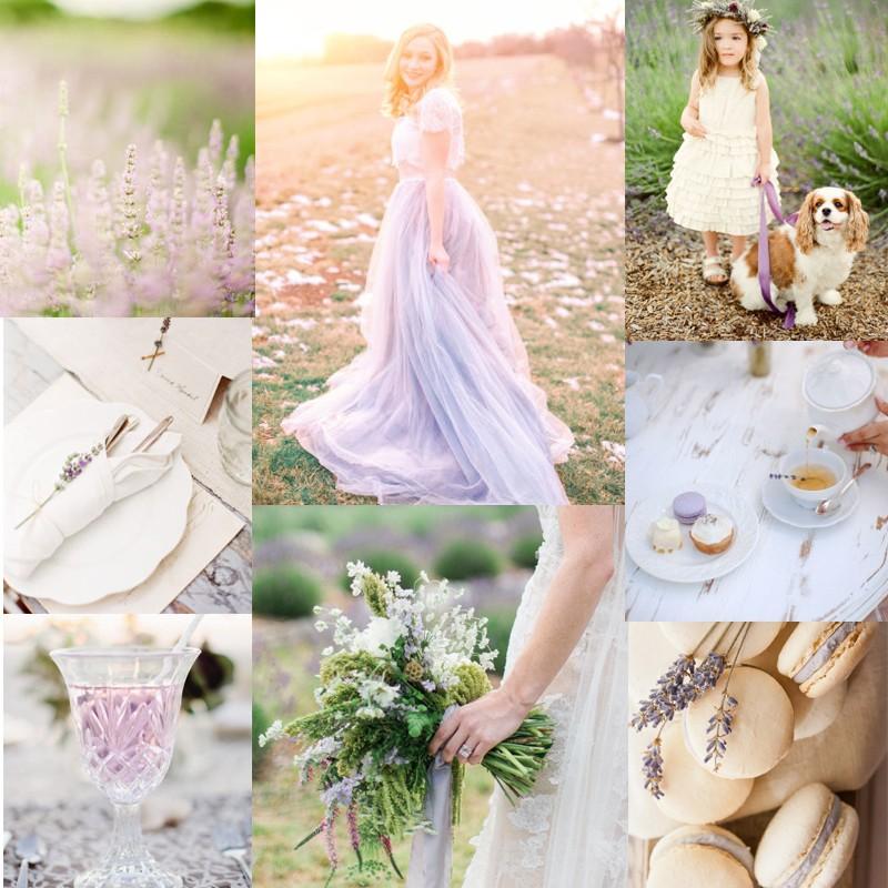 ロマンティックなラベンダーウェディングのアイデア 40<br />40 Romantic Lavender wedding inspiration