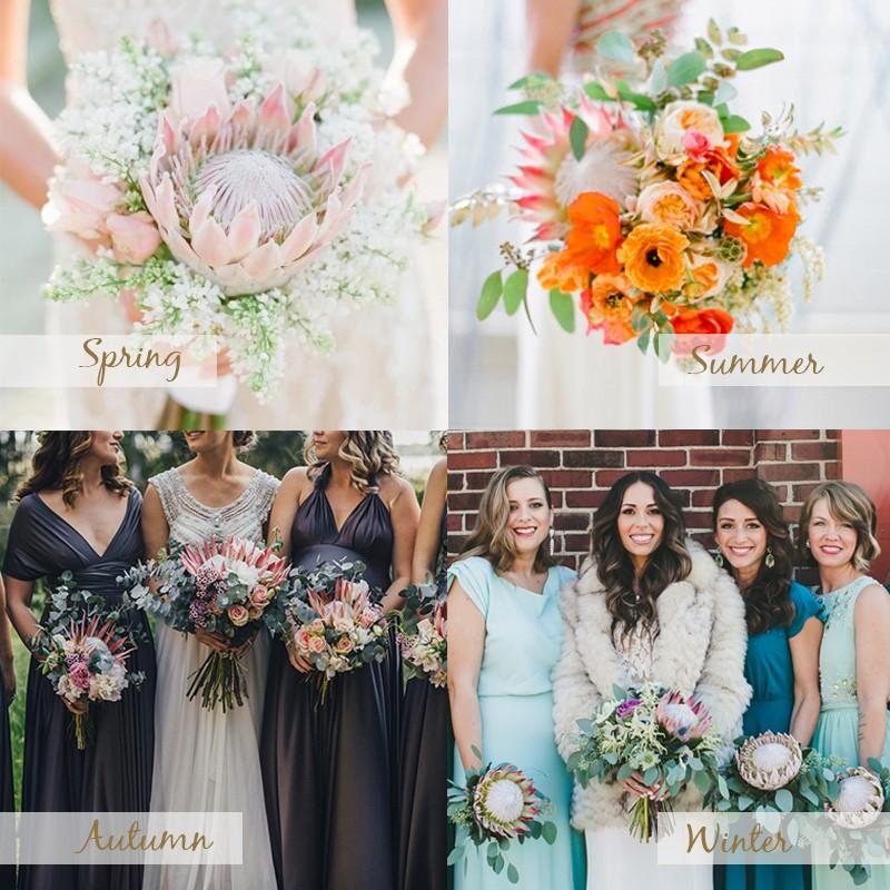 最新ウェディングトレンドフラワー プロテアって知ってる? <br />Wedding Trend Flower ; Protea Arrangement Ideas 20