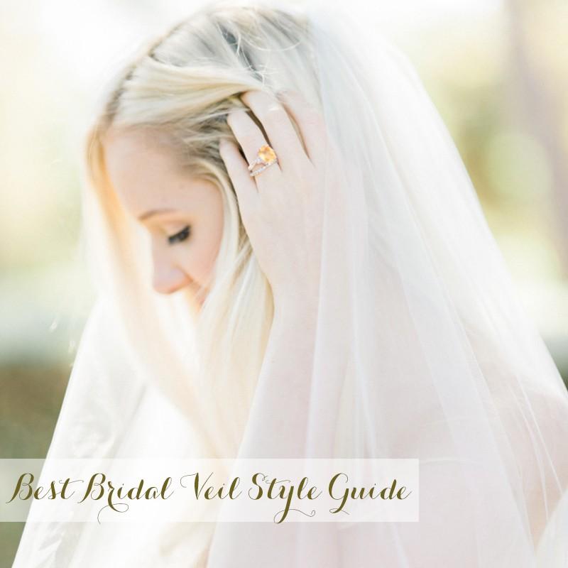 結婚準備♡ブライダルベール完全ガイド<br />Best Bridal Veil Style Guide